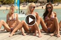 bikini dare videos